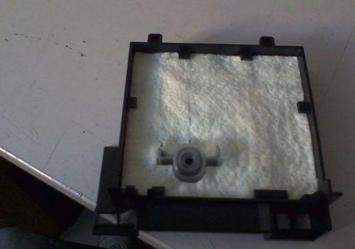 Очищенный памперс принтера