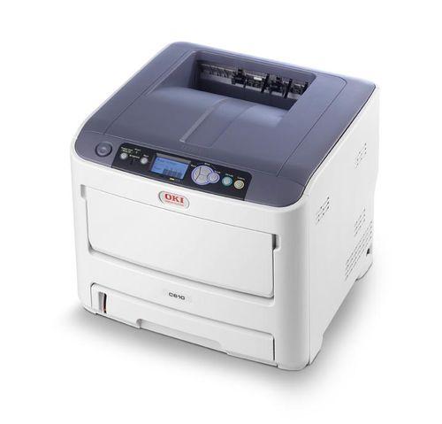 Цветной светодиодный принтер OKI C610N