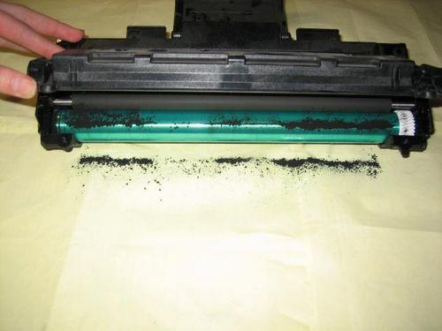 Чистка лазерного принтера в домашних условиях