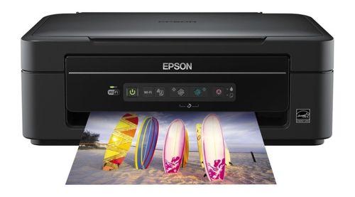 Струйный принтер Epson Stylus SX235W