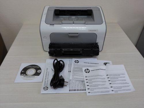 Принтер с инструкцией