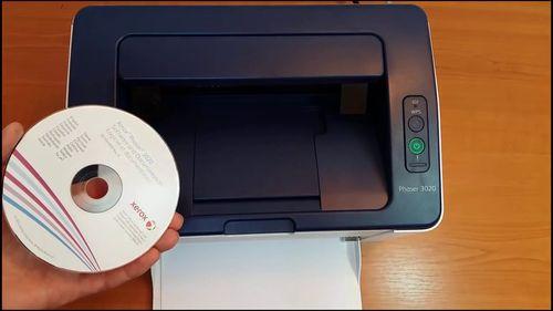 Диск принтера