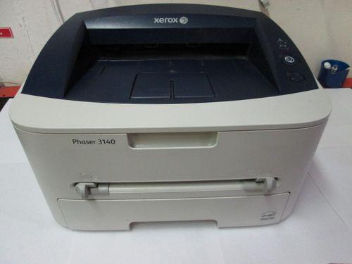 Обзор характеристик принтера Xerox Phaser 3140