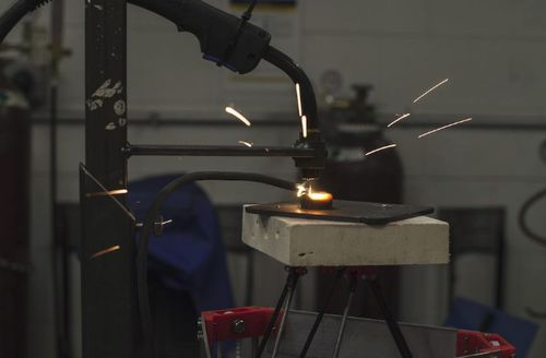 Лазерный 3D-принтер