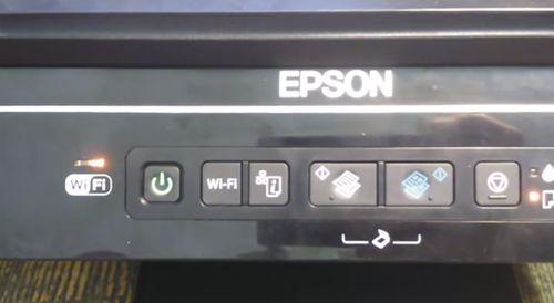Принтер Эпсон