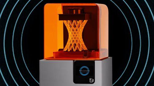 тереолитографический лазерный 3D-принтер