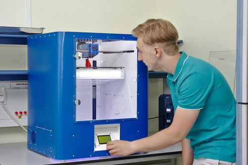 Тип устройства принтера для 3Д печати
