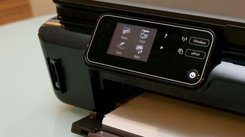 драйвер принтера hp photosmart 5510