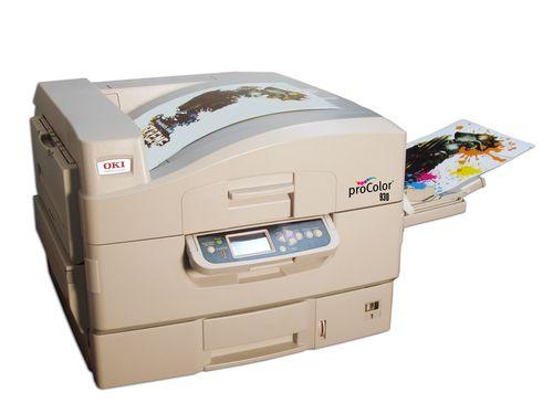 Оки 930 LED Printer