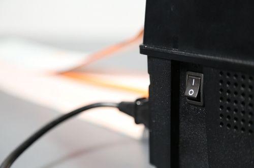 Подключен принтер