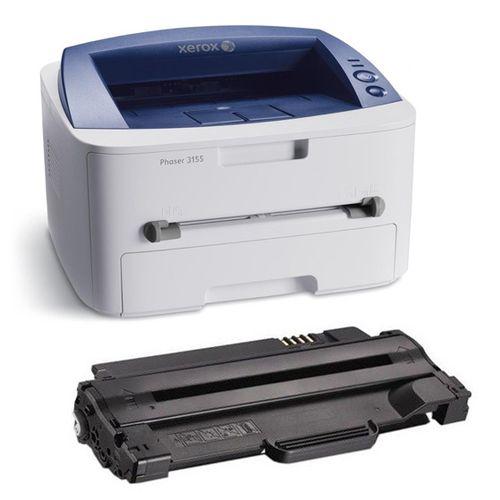 Замена катриджа принтера