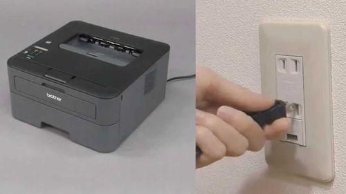 Подключение принтера
