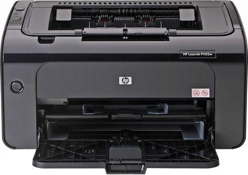 Обзор характеристик принтера HP laserjet P1102W