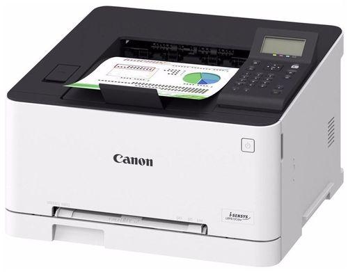 Принтер Canon после запуска ПК