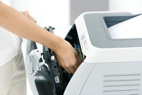 Проблема с картриджем лазерного принтера