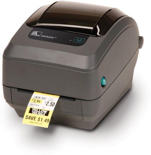 Zebra термотрансферный принтер