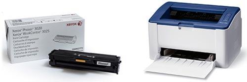 Принтер Xerox 3020