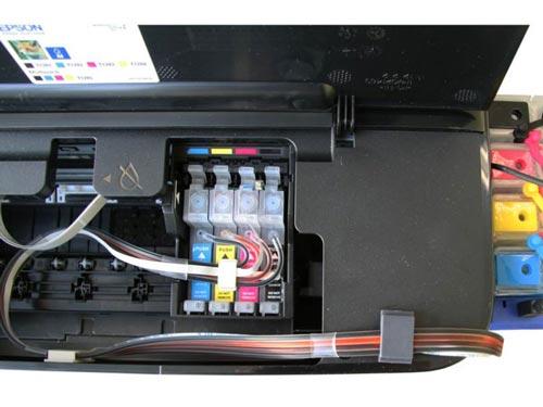 Всё про перезаправляемые картриджи на принтеры