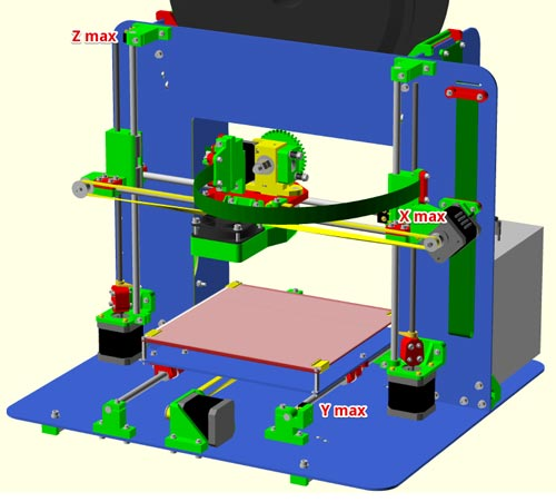 Инструкция по обновлению прошивки 3d принтера