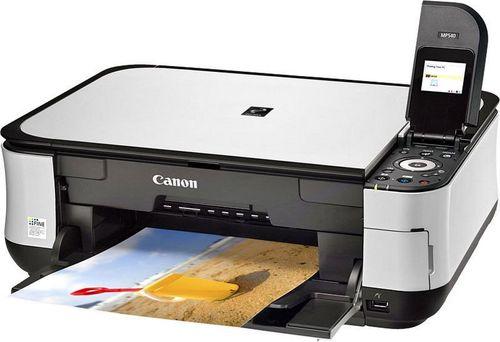 Струйный принтер Canon