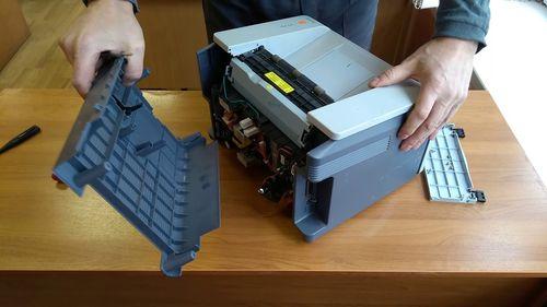 Варианты, что можно сделать из старого принтера