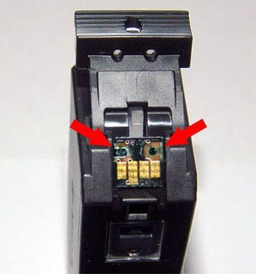 Чип св струйном принтере