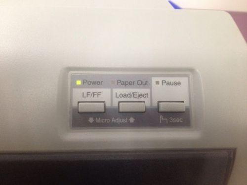 Особенности работы и лучшие модели матричных принтеров
