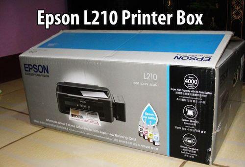 Принтер Epson l210