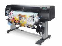 Широкоформатный принтер HP Designjet