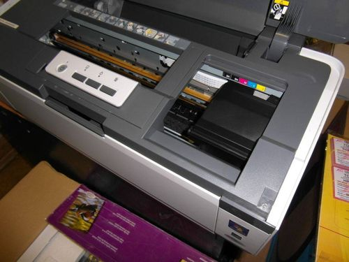 Обзор характеристик и неисправностей принтера Epson l110