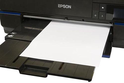 Передний лоток принтера