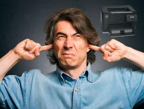 Шум от принтера