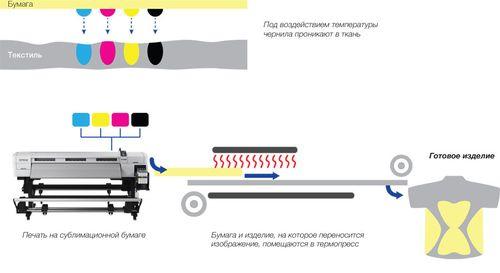 Принцип работы и лучшие модели сублимационных принтеров