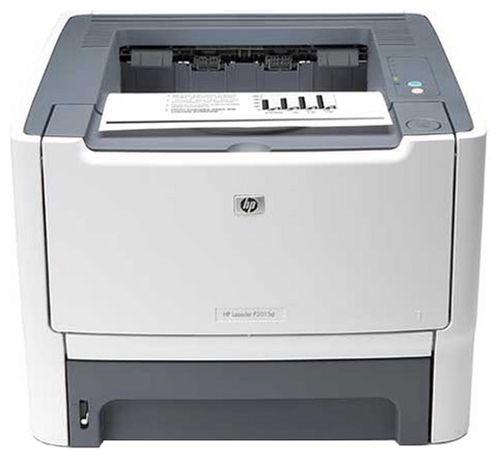 Лазерный HP LaserJet P2015 принтер с двухсторонней печатью