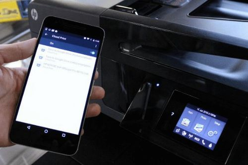 Варианты печати документа с телефона на принтере