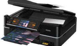 Причины, почему принтер печатает синим цветом