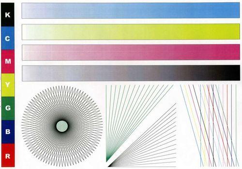 Цветной лазерный принтер