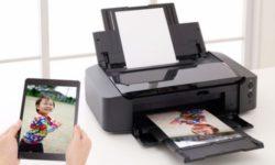 Обзор лучших моделей планшетных принтеров