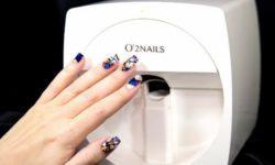 Принцип работы и преимущества принтера для ногтей
