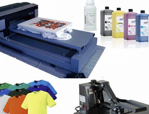 Прямая цифровая печать по текстилю