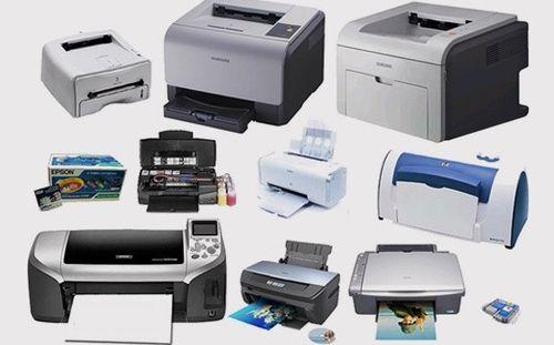 Принтеры разных моделей