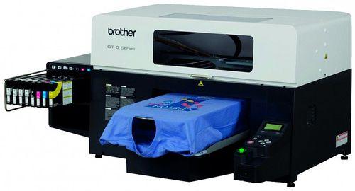 Brother GT-381 принтер для прямой цифровой печати по текстилю