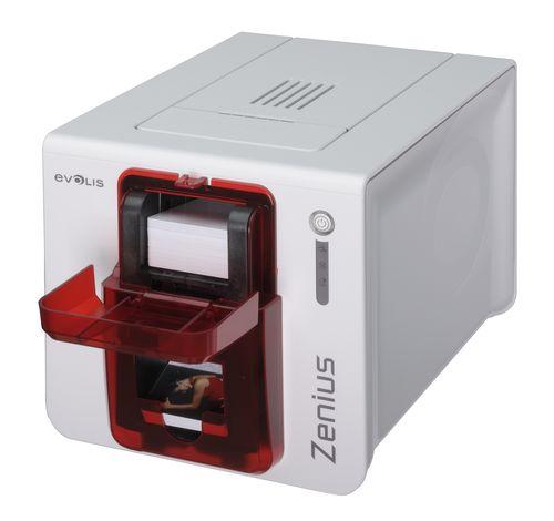 Принтер пластиковых карт Zenius