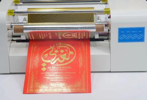 Принтер для тиснения фольгой