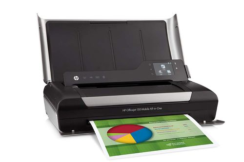 HP Officejet 150 Mobile All-in-One.