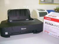 Черный принтер Canon