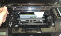Принтер готов, но не печатает: что делать