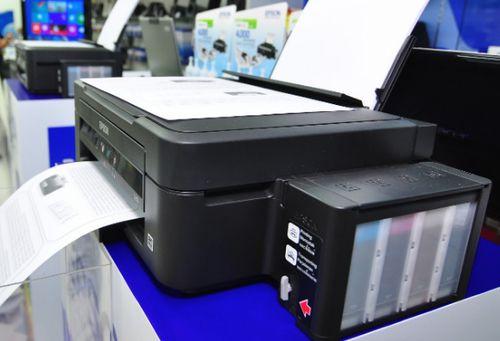 Причины появления точек на бумаге при печати